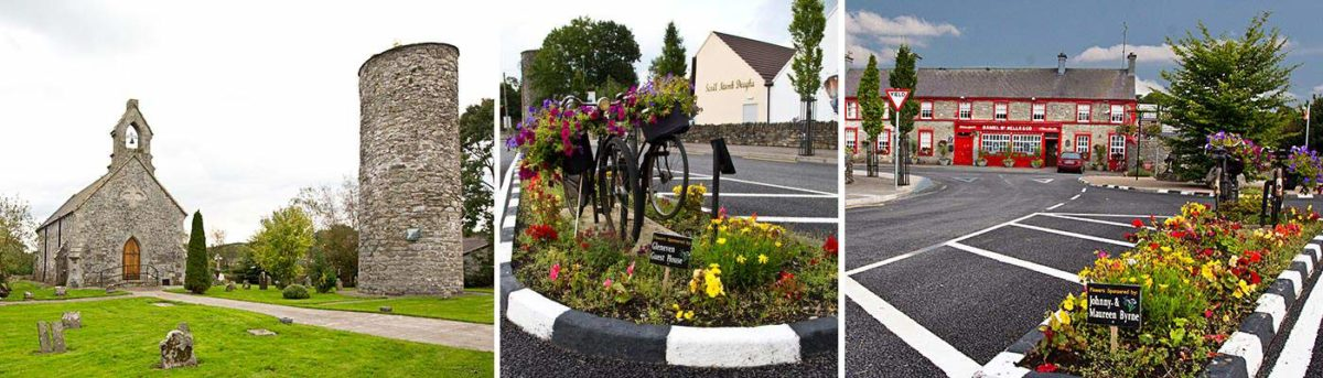 Beautiful Inniskeen Village, In the heart of Inniskeen Village, home of Poet Patrick Kavanagh.