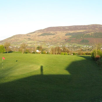 stay at Gleneven Guest House and play on this four Golf Courses during your holiday